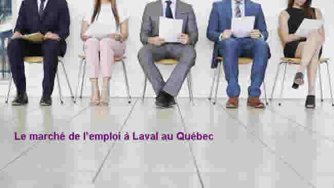 Marché de l'emploi à Laval au Québec