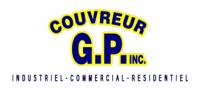logo Couvreur G.P. inc